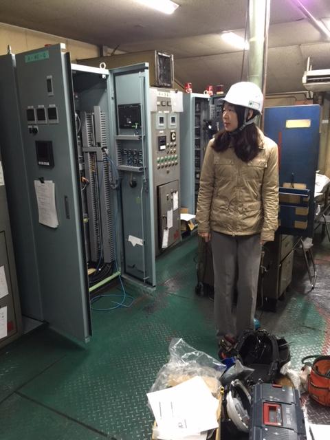 工業炉改修