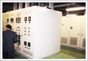 キュービクル・UPS電源装置写真02